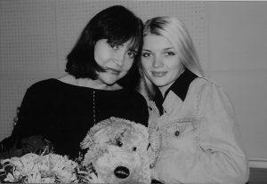 С чудесной Валентиной Николаевной Мокроусовой